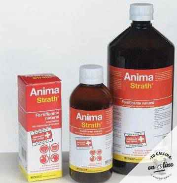 Vista complemento nutricional: Anima Strath