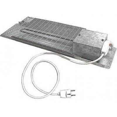 Sistema de calefacción como parte de los accesorios criadora pollitos