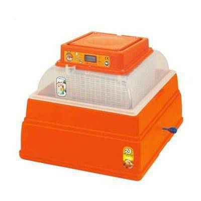 Incubadora semiautomática: Modelo 24 digital