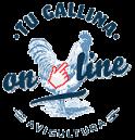 Tu gallina online - Logotipo