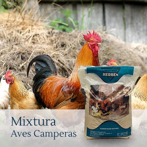 Mixtura para Aves Camperas